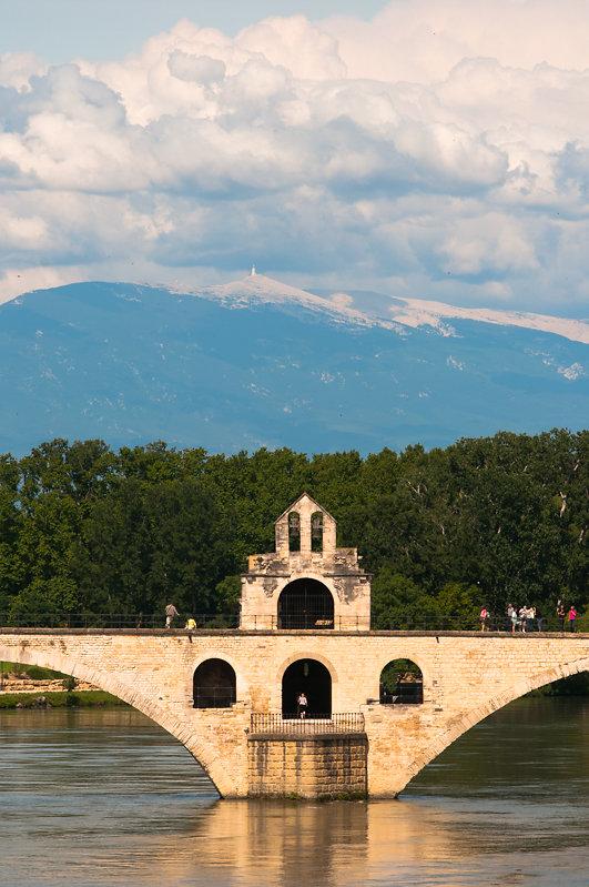Avignon, Mount Ventoux