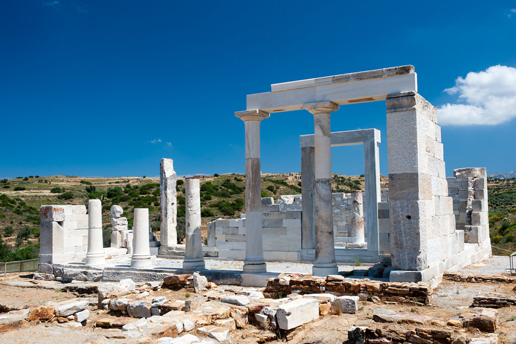 Naxos, Temple of Demeter